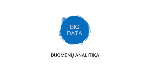 DUOMENŲ ANALITIKA <br> (BIG DATA)