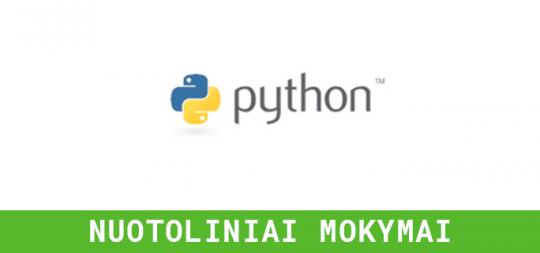 Python mokymai | Vilnius Coding School