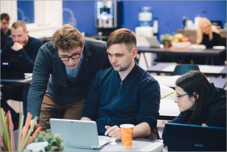 kaip geras mentorius gali pagreintinti tavo karjera