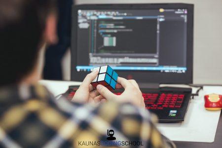 programavimo kalbu pavadinimu kilme
