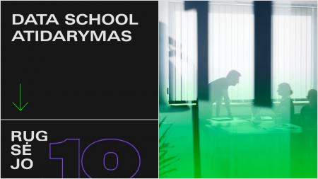 data school mokyklos atidarymas