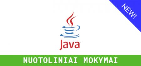 Java vakariniai mokymai | Vilnius Coding School