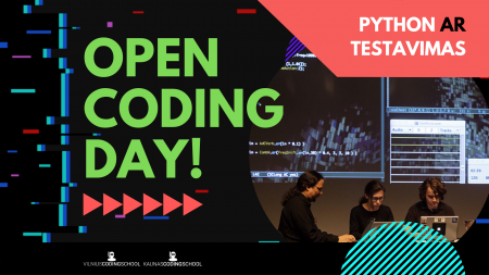 open coding day