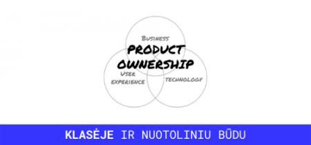 product ownership mokymai