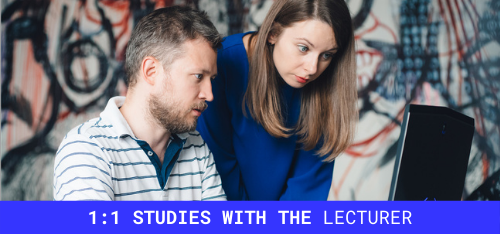 11 studies with the lecturer vilnius coding school