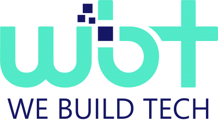we build tech logo