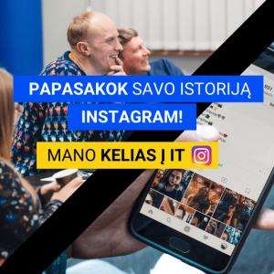 papasakok savo istorija instagram