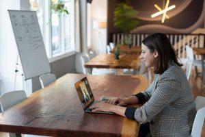 online interviu patarimai 2