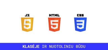 javascript frontend mokymai